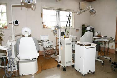 歯科医院 歯医者 岸和田市/診療室
